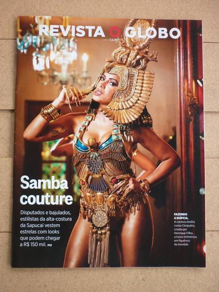Revista O Globo - Anitta