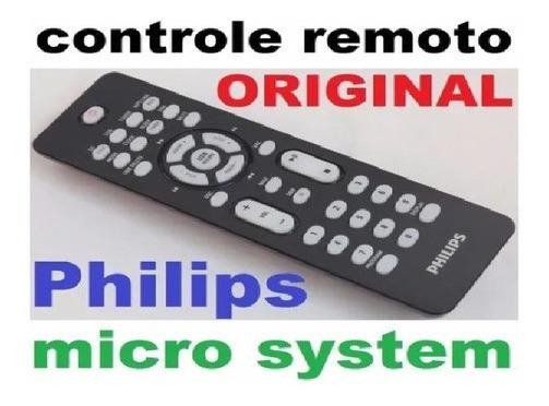 Controle Som Philips 30 Minihi-fi System Fwm613/78 Fwm613/55