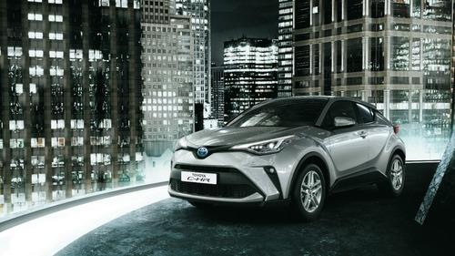 Imagen 1 de 12 de Toyota Chr Hv 1.8 E Cvt Septiembre 2021