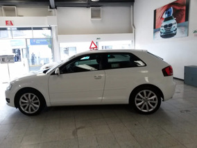 Audi A3 1.4 L Ambiente Plus Turbo S-tronic Blanco Ibis 2012