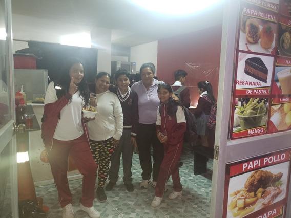 De Oportunidad!!! Venta Bar Estudiantil Fast Food.
