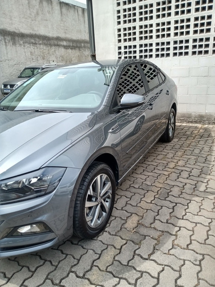 Volkswagen Virtus 2019 1.0 Comfortline 200 Tsi Aut. 4p