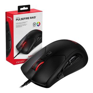 Mouse Gamer Hyperx Pulsefire Raid 16000dpi 11 Botones Gtia