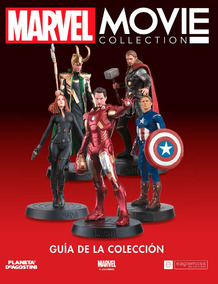 Marvel Movie Collection Escala 1:16