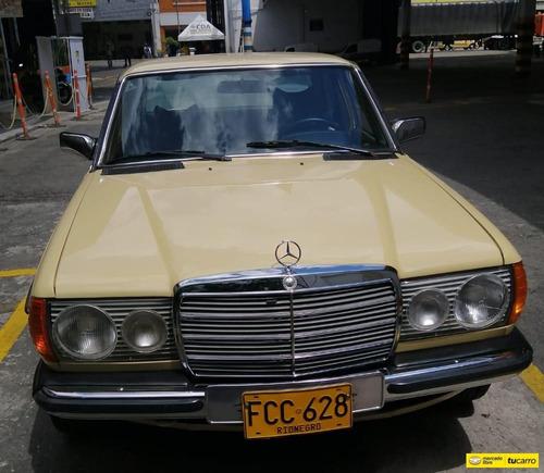Mercedes-benz 250 2.5 W123