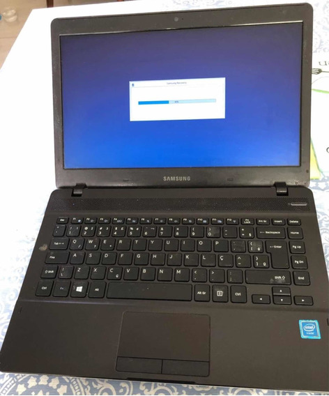 Notebook Sansung Hd 500 Tela 14