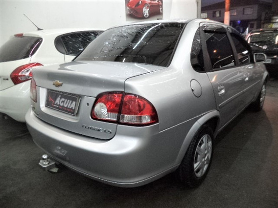 Chevrolet Classic Ls 1.0 Flex 2014 Completo + Airbags + Abs!