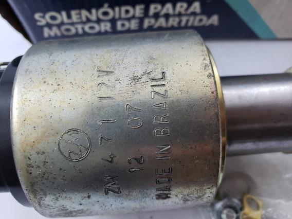 Relé De Partida - Zm - 471 - 1118