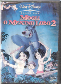 Mogli, O Menino Lobo 2- Dvd Original