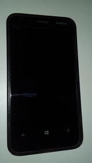 Nokia Lumia 620 Com Mensagem De Erro E Não Liga.