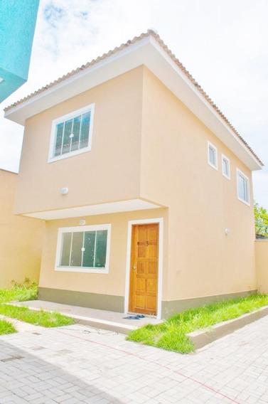 Casa Em Serra Grande, Niterói/rj De 76m² 2 Quartos À Venda Por R$ 330.000,00 - Ca549251