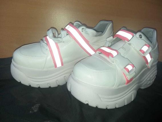 Zapatillas Con Reflex