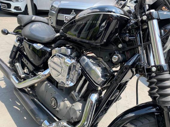 Harley-davidson Xl 1200 Ano 2009