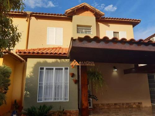 Imagem 1 de 30 de Casa À Venda, 130 M² Por R$ 450.000,00 - Parque Dos Lagos - Ribeirão Preto/sp - Ca2571