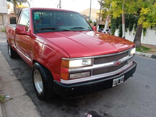 Chevrolet Silverado 1997 4.2 Mwm Dlx