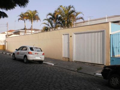 Casa - R. Batista Renzi - Jd. São Luiz - Suzano - Ca1295