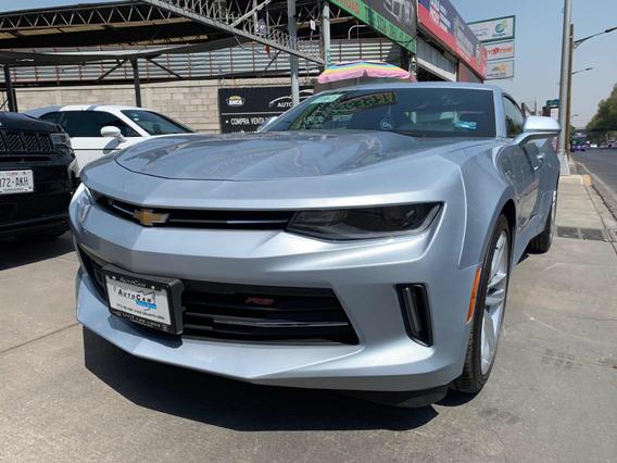 Chevrolet Camaro 3.6 Rs V6 At 2018 Nuevo