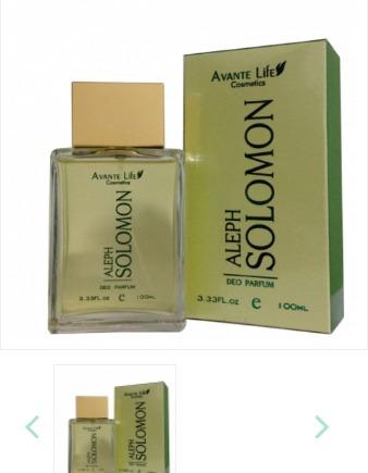 Parfum 100ml N 31 Avante Life Spray Inspirado Em Armani Code