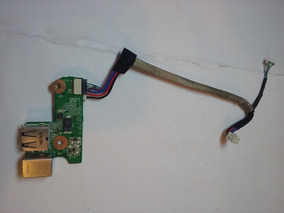 Conector Power Jack/usb Notebook Hp Pavilion Dv 6000 - 6110