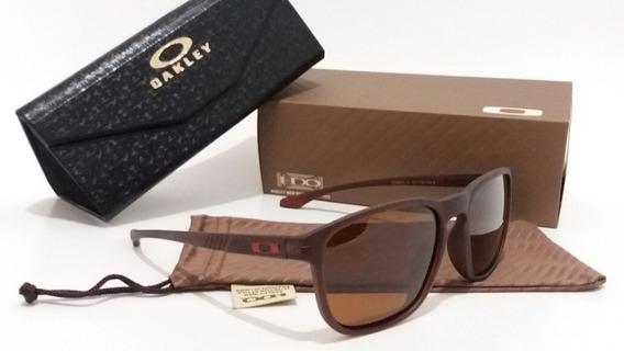 Óculos De Sol Oakley Enduro Matte Brown Unissex