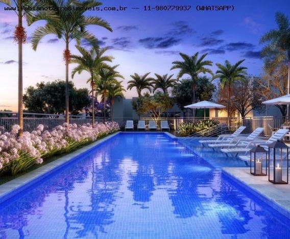 Apartamento Para Venda Em Mauá, Pq São Vicente, 2 Dormitórios - Inspire