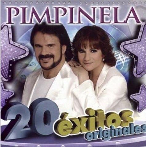 20 Exitos Originales - Pimpinela (cd)