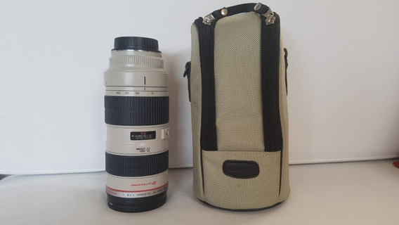 Lente Canon 70-200mm