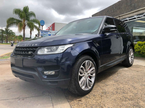 Land Rover Range Rover Sport Supercharged V8/5.0/t Aut