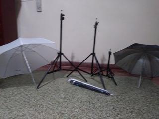 Set De Luces Para Fotografía Ls Limo Studio Usado