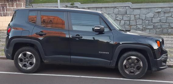 Jeep Renegade Sport Automático Preto 2016