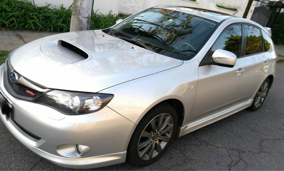 Subaru Impreza 2.5 Wrx Turbo Awd 5p 2010