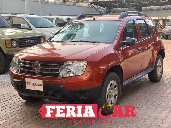 Renault Duster Expression 1.6l 4x2 Mecanica Modelo 2013