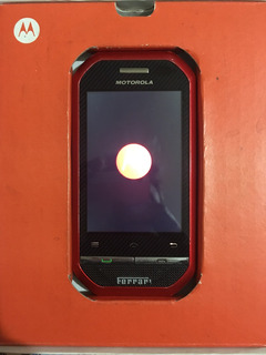 Nextel I867f Modelo Ferrari Red Fire Límited Edition En Caja