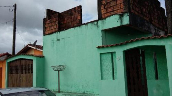Casa Com Edícula No Belas Artes Em Itanhaém - 5155 | Npc