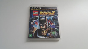 Lego Batman 2 Dc Super Heroes - Ps3 - Original