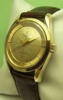 Reloj Universal Geneve Polerouter Ref.20214 Cal.138ss Bumper
