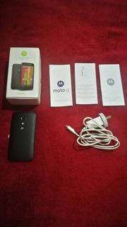 Celular Moto G1 Xt1032 8gb Liberado En Caja + Garantia