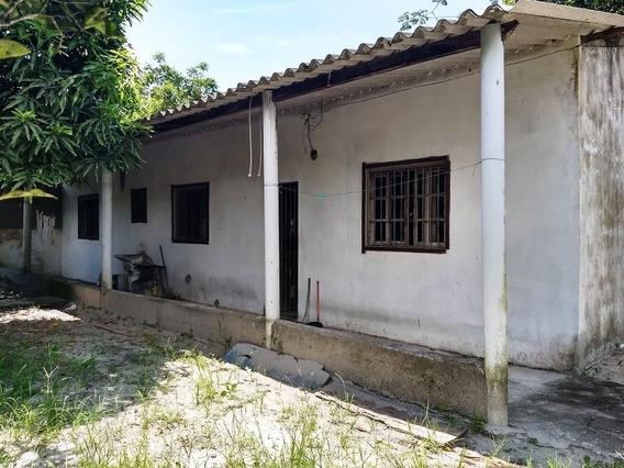 Casa Barata Com Escritura, Na Praia, Só R$58 Mil +parcelas