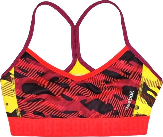 Top Reebok Wor P - Para Damas - Original - Aa9898