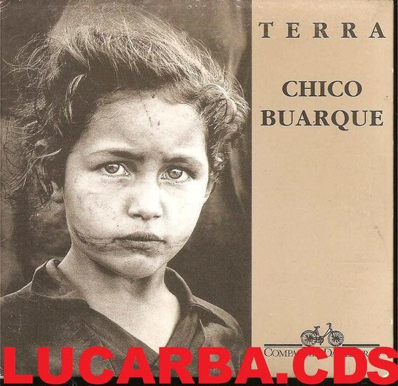 Cd - Chico Buarque - Terra