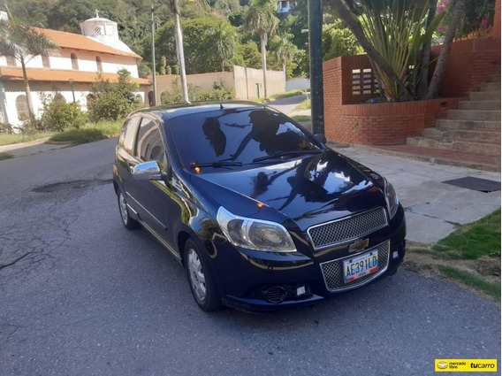 Chevrolet Aveo Lt Speed Automático