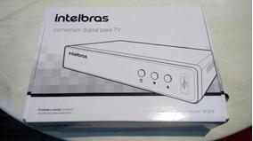 Kit Conversor Digital Com Antena