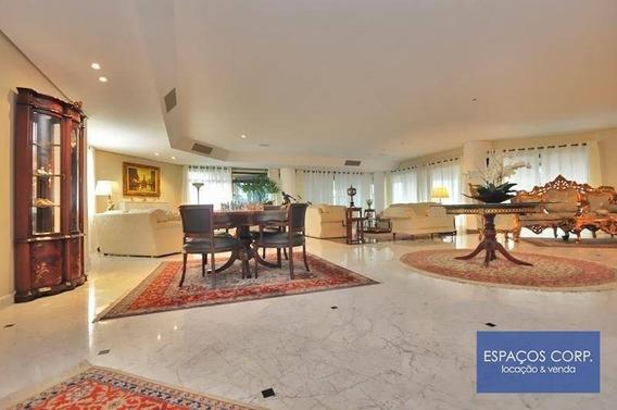 Apartamento Residencial À Venda E/ou Locação, Panamby, São Paulo - Ap0153. - Ap0153