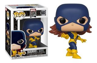 Funko Pop Marvel 80 Years X-men Marvel Girl 503 Original
