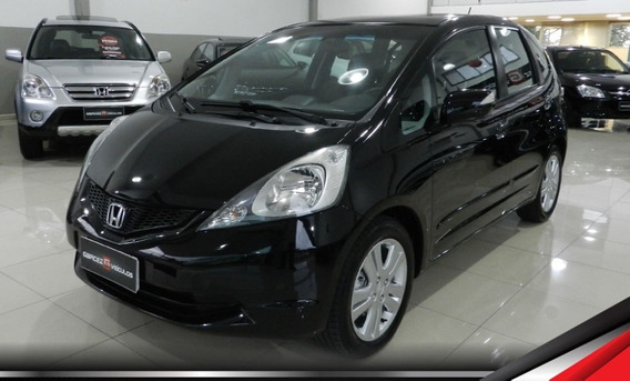 Honda Fit Ex 1.5 Flex Automático Ar Digital Rll 16 Top