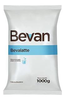 Leite Em Pó Solúvel Integral Bevan Bevalatte 1,0kg.