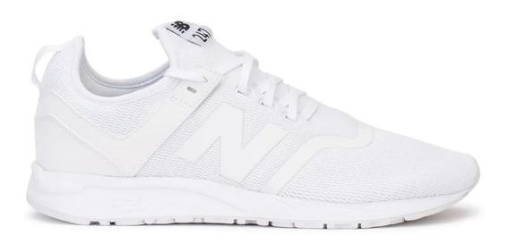 Zapatillas New Balance 247 Hombre - Blanco