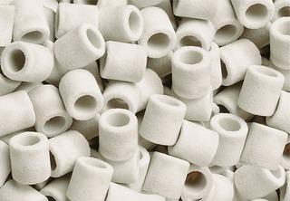 Ceramica Bioglass Ultraporosa 500 Gramos Para Filtro Canasta