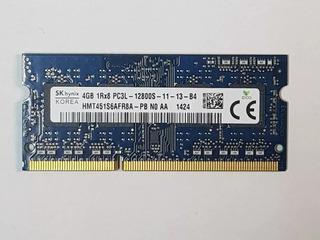Memoria Ram 4gb Ddr3l Para Laptop Varias Marcas New Pull