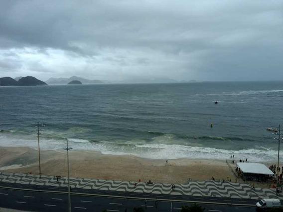 Apartamento Em Copacabana Vista Mar Frontal - Cpki00085